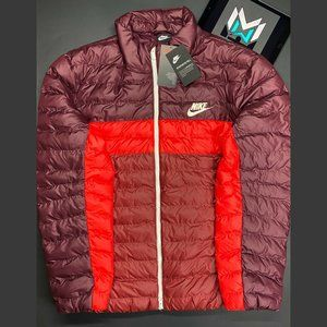 Nike Synthetic-Fill Puffer Thermore Jacket Sizes